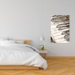 Canvas 24 x 36 - Piano