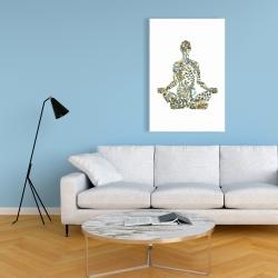 Canvas 24 x 36 - Zen attitude
