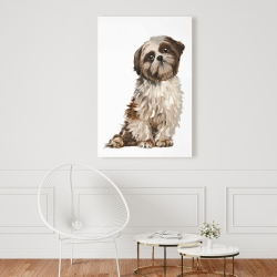 Canvas 24 x 36 - Shih-tzu