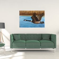 Canvas 24 x 36 - Canada goose