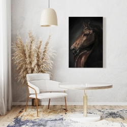 Canvas 24 x 36 - Spirit the horse