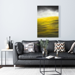 Canvas 24 x 36 - Yellow hill