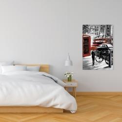 Canvas 24 x 36 - European street