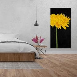 Canvas 24 x 48 - Chrysanthemum