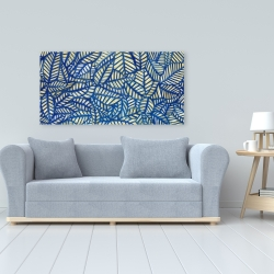 Canvas 24 x 48 - Leaves patterns