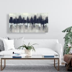 Canvas 24 x 48 - Dark city