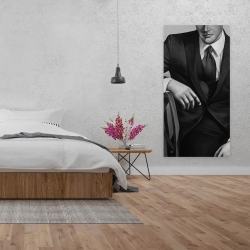 Canvas 24 x 48 - Businessman