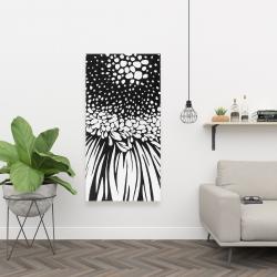 Canvas 24 x 48 - Gerbera flower