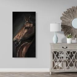 Canvas 24 x 48 - Spirit the horse