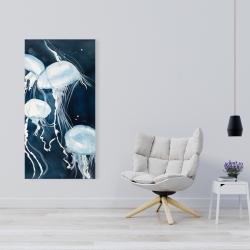 Canvas 24 x 48 - Medusa