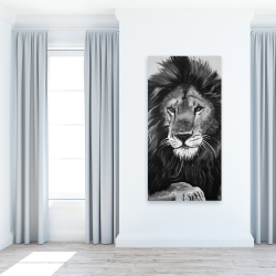 Canvas 24 x 48 - The lion king