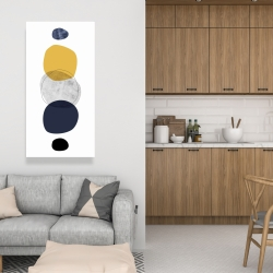 Canvas 24 x 48 - Spheres