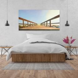 Canvas 24 x 48 - Footbridge