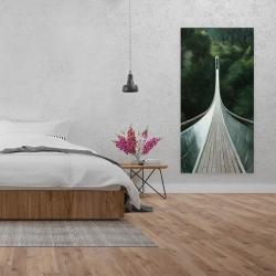 Canvas 24 x 48 - Steep bridge