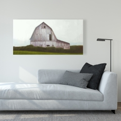 Canvas 24 x 48 - Rustic barn
