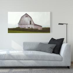 Canvas 24 x 48 - Rustic barn