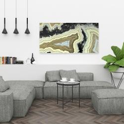 Canvas 24 x 48 - Lace agate