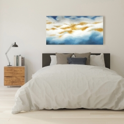 Canvas 24 x 48 - Abstract clouds