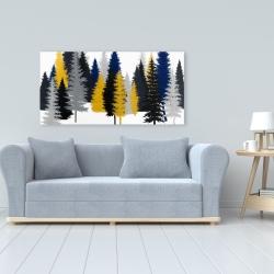 Canvas 24 x 48 - Golden fir