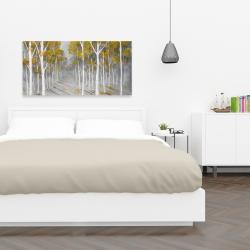 Canvas 24 x 48 - Birch forest