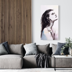 Canvas 24 x 48 - Bare skin