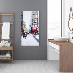 Canvas 24 x 48 - Time square