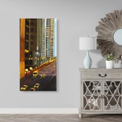 Canvas 24 x 48 - New york city 9th street