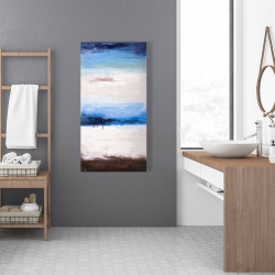 Canvas 24 x 48 - Colors of the beach