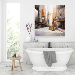 Canvas 36 x 36 - New-york city center