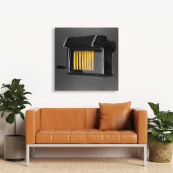 Canvas 36 x 36 - Fresh pasta machine