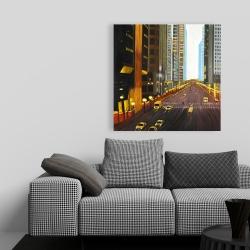 Canvas 36 x 36 - New york city 9th street