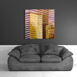 Canvas 36 x 36 - Skyscrapers