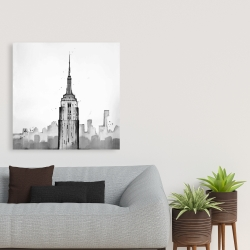 Canvas 36 x 36 - Empire state building