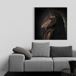 Canvas 36 x 36 - Spirit the horse
