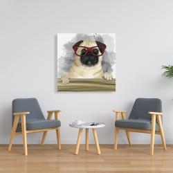 Canvas 36 x 36 - Geek carlin