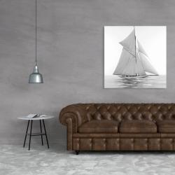 Canvas 36 x 36 - Sailing ship