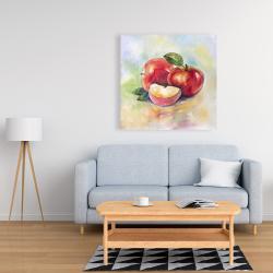 Canvas 36 x 36 - Succulent apples