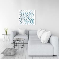 Canvas 36 x 36 - X pattern