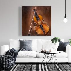 Canvas 36 x 36 - Alto violin