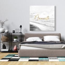 Canvas 36 x 36 - Namaste