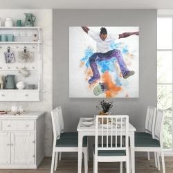 Canvas 36 x 36 - Skater