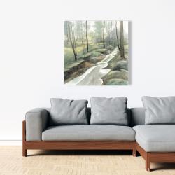 Canvas 36 x 36 - Waterfall