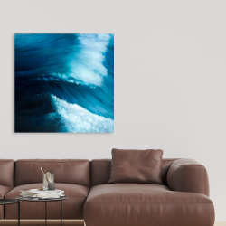 Canvas 36 x 36 - Unleashed sea