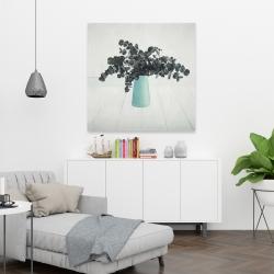 Canvas 36 x 36 - Bouquet of eucalyptus