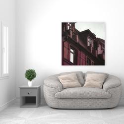 Canvas 36 x 36 - Architectural building
