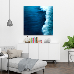 Canvas 36 x 36 - Wave