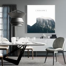 Canvas 36 x 36 - Explore