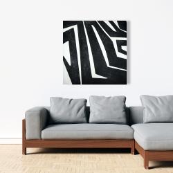 Canvas 36 x 36 - Labyrinth