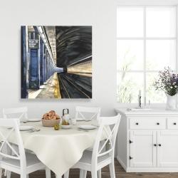 Canvas 36 x 36 - New-york subway