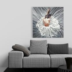 Canvas 36 x 36 - Ballerina
